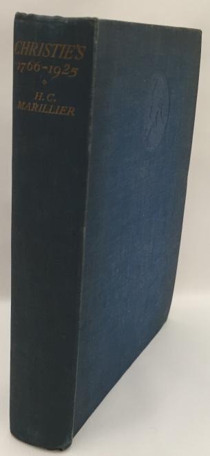Christies 1766 to 1925