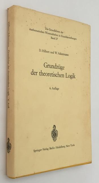 Hilbert, D., W. Ackermann, -