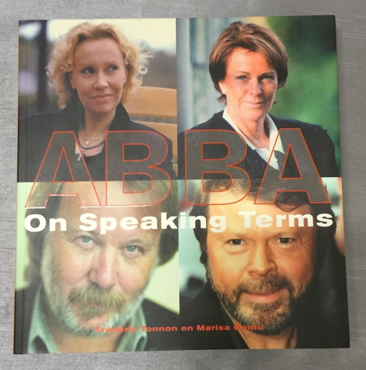Tonnon, F. & M. Garau, - Abba - On speaking terms.