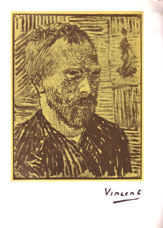 Welsh-Ovcharov, Bogomila Maria, - Vincent van Gogh. His Paris Period 1886-1888. [Thesis].