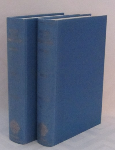 Hodgkin, R.H., - A history of the Anglo-Saxons. [2 vols]