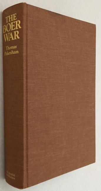 Pakenham, Thomas, - The Boer War.