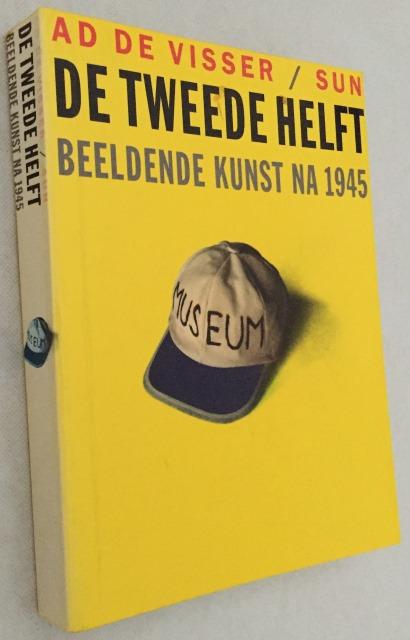 Visser, Ad de, - De tweede helft. Beeldende kunst na 1945.