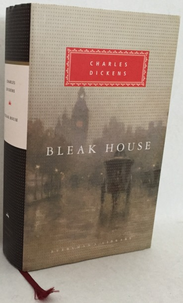 Dickens, Charles, - Bleak House. [Hardcover, Everman's Library edition]