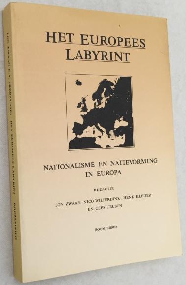 Zwaan, Ton, e.a., red., - Het Europees labyrint. Nationalisme en natievorming in Europa