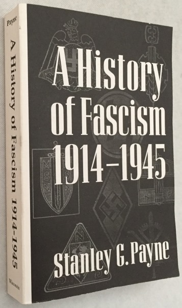 Payne, Stanley  G., - A history of fascism, 1914-1945. [Softcover uncorrected - not illustrated - page proof]